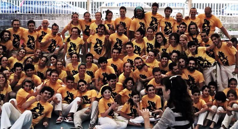 Capoeira Milano Batizado