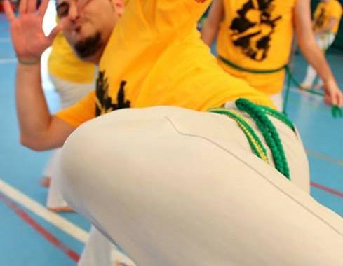 Baiacu Capoeira Milano