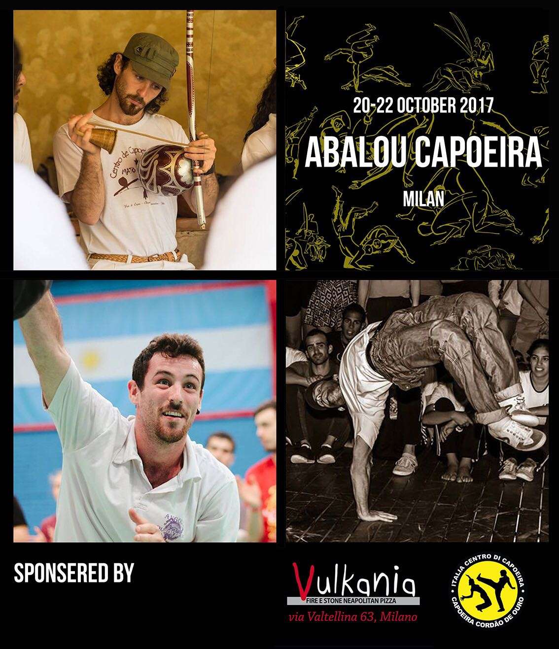 Abalou Capoeira – Prof Neve