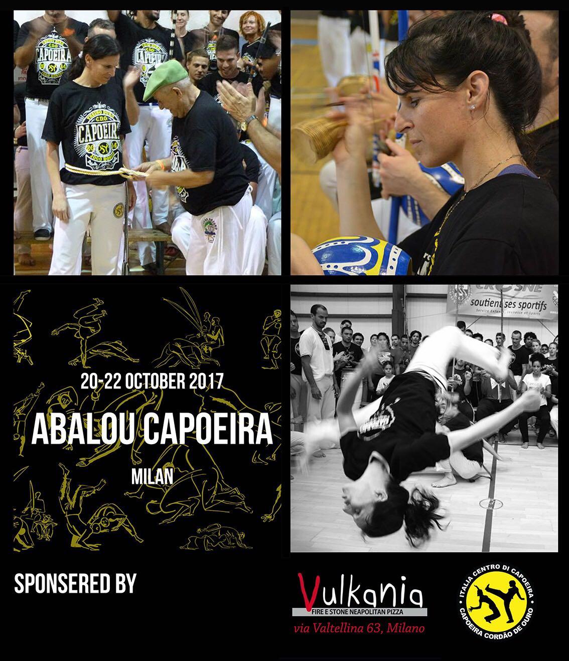 Abalou Capoeira – Mestra Noa